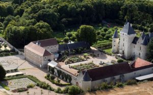 замки Луары фото