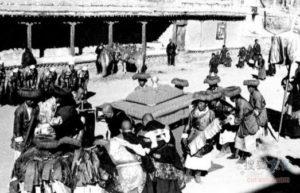 Тибет старый