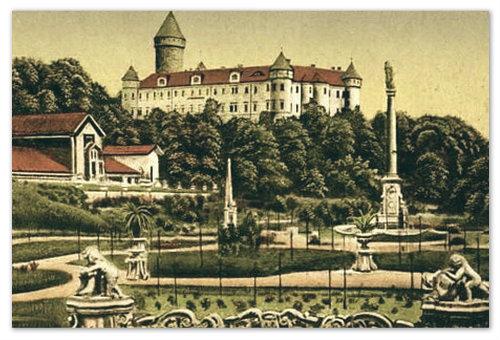 Где находится чехословакия