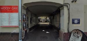 3-вход под арку-Черниговский переулок