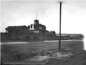 Астраханский порт. 1894 г. г. Астрахань.