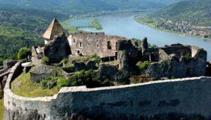 Вышеградская-крепость
