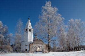 Любец, Церковь