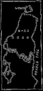 Волок по рекам Мутной и Зеленой