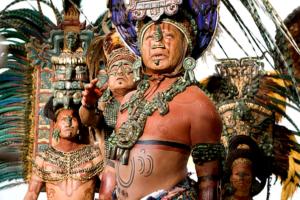 Индейцы_майя